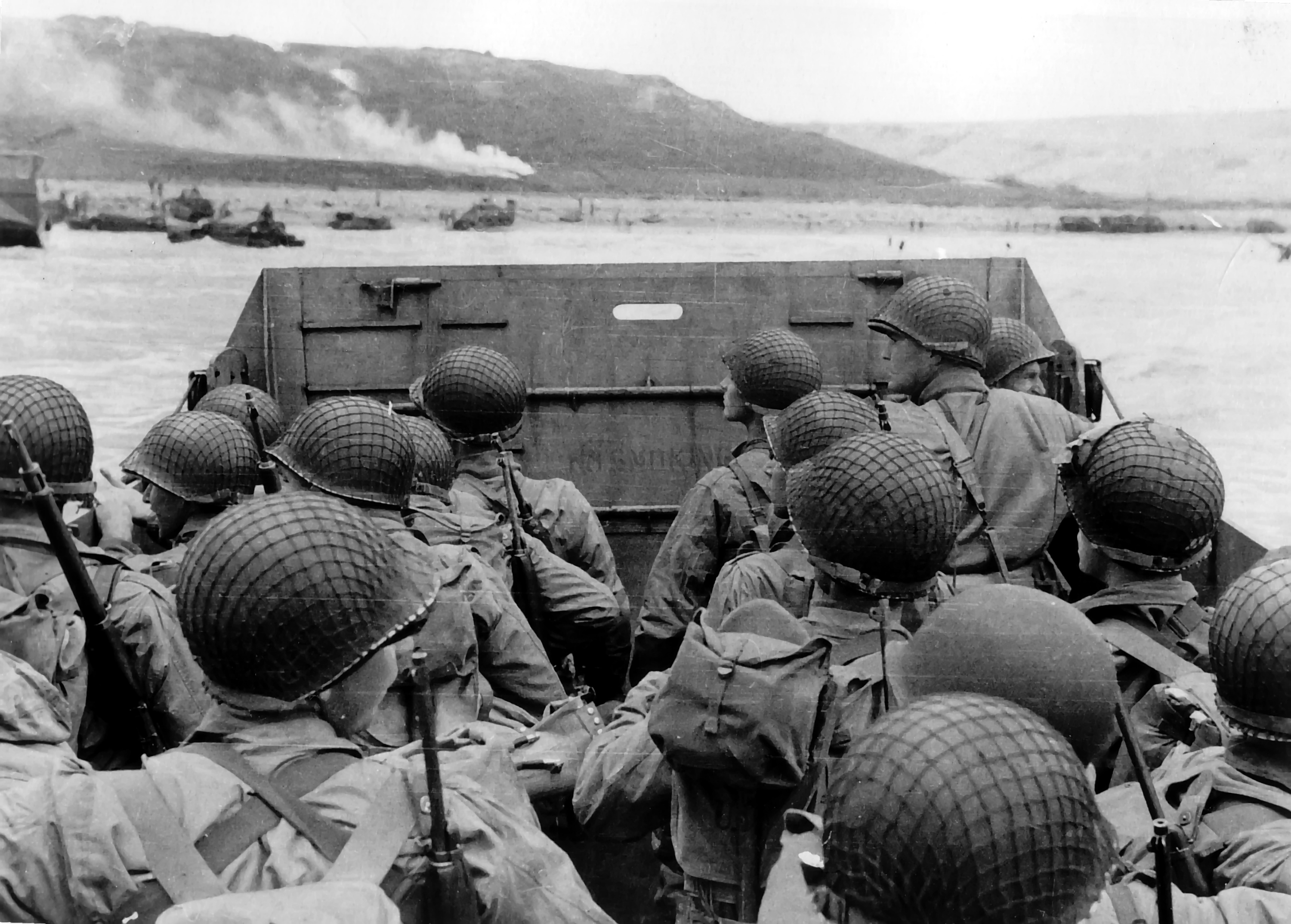 World War Two Timeline - D-Day arrives at last