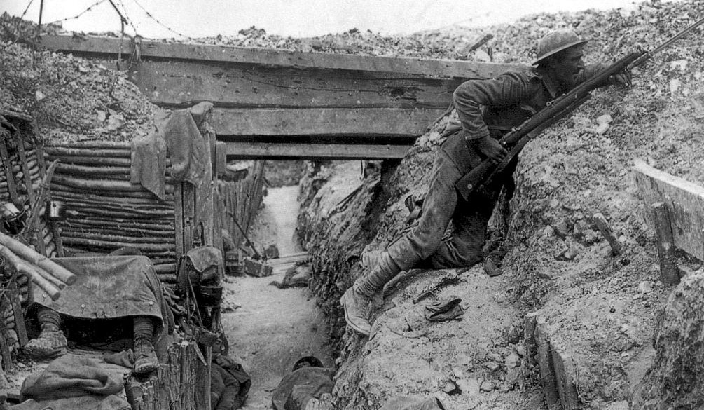 World War One Timeline - Trench Warfare on the Western Front