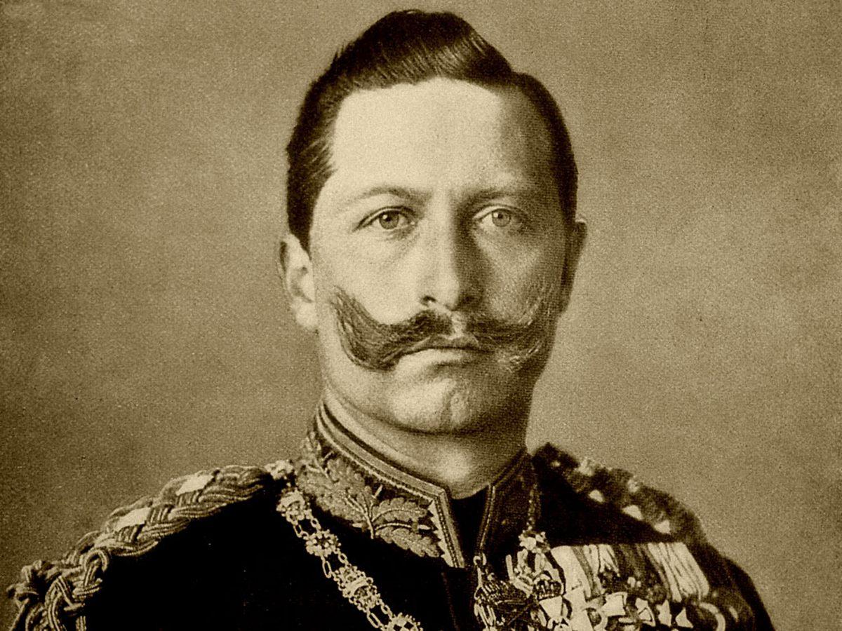 World War One Timeline - Kaiser Wilhelm II stirs up trouble in Europe