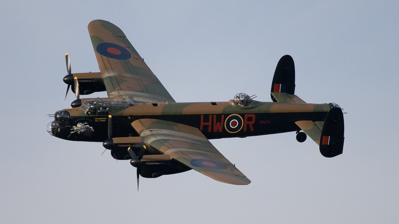 British_Avro_Lancaster_Bomber_of_World_War_Two