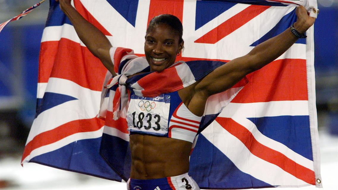 Denise_Lewis,_Olympian_Gold